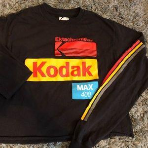 Tops - Kodak black crop top